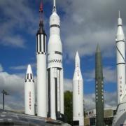 Huntsville Rocket Garden