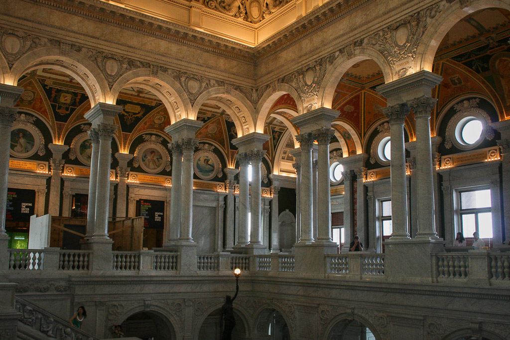 Library of Congress - Washington D.C.