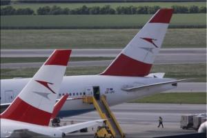 Wien Schwechat ist Heimatflughafen der Austrian Airlines