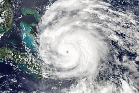 Hurricane Irene 24.August 2011