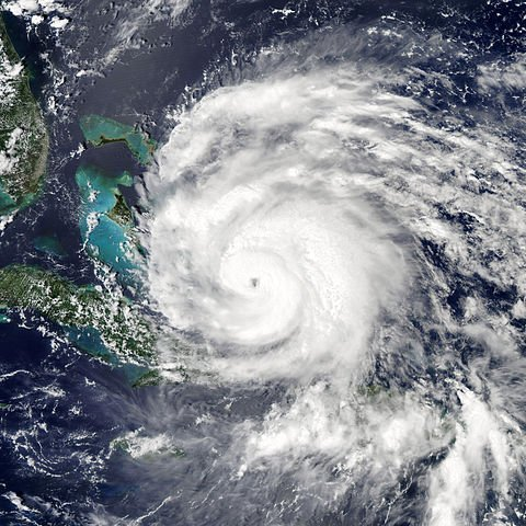 Hurricane Irene 24.August 2011