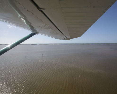 Mündungsgebiet der Everglades