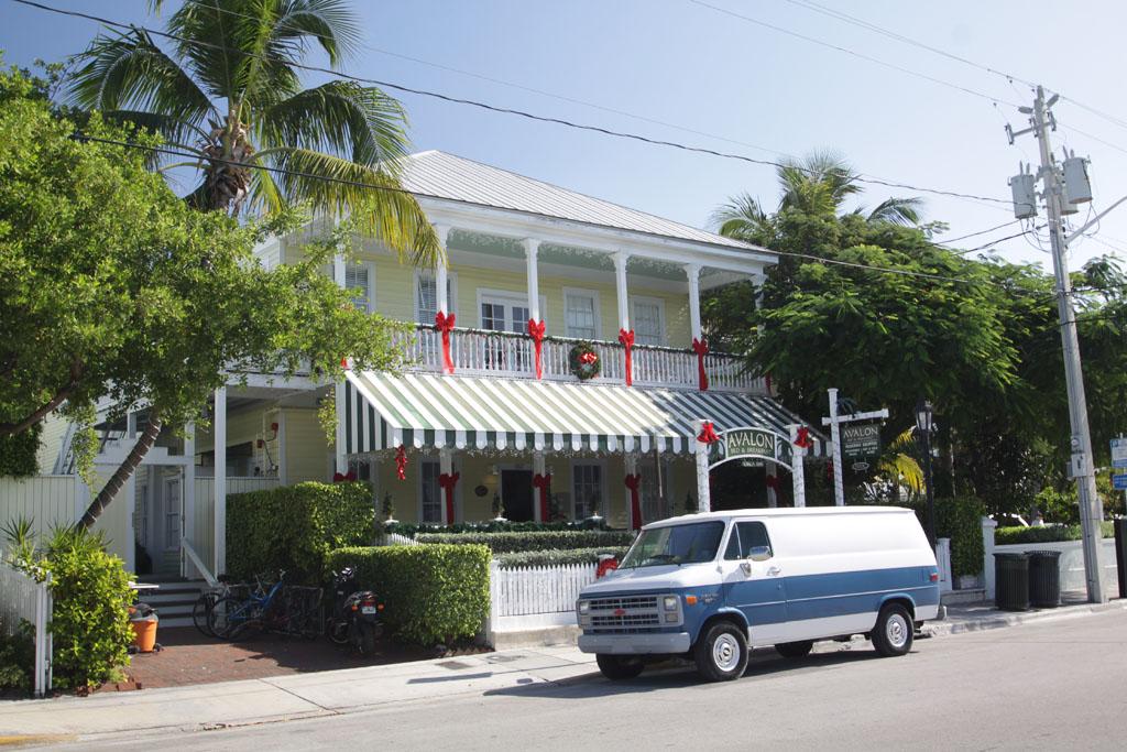 Weihnachtsdeko Key West Style