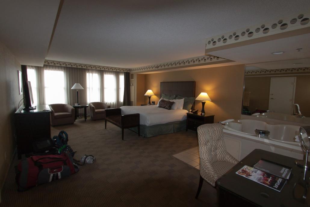 Spa Suite im New York New York