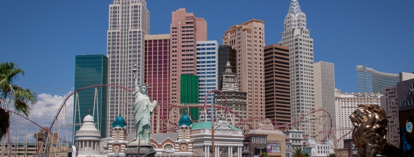 The New York New York Hotel Las Vegas