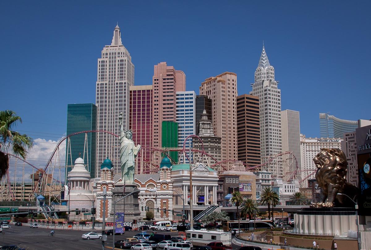 The New York New York