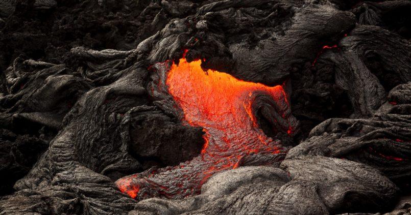 Vulkanausbruch auf Hawaii
