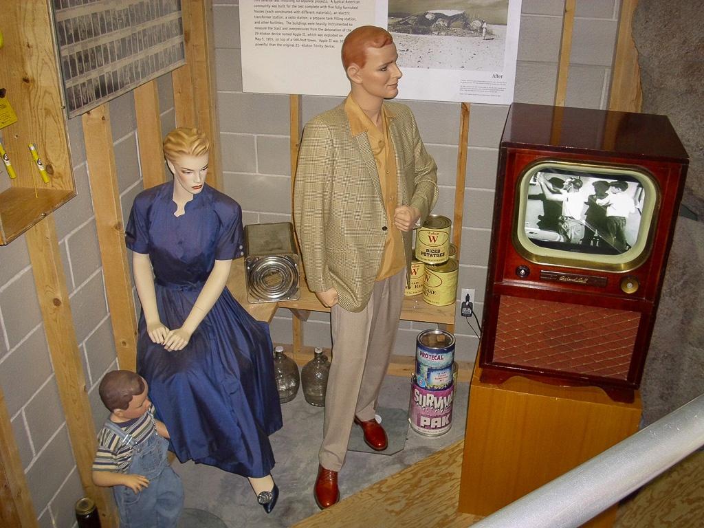 Im Atomic Testing Museum