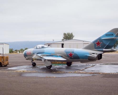 Mikoyan-Gurevich Mig-17/Lim 6