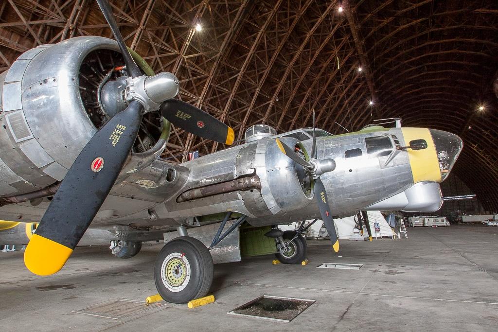 Boeing B-17G Bomber (Flying Fortress)