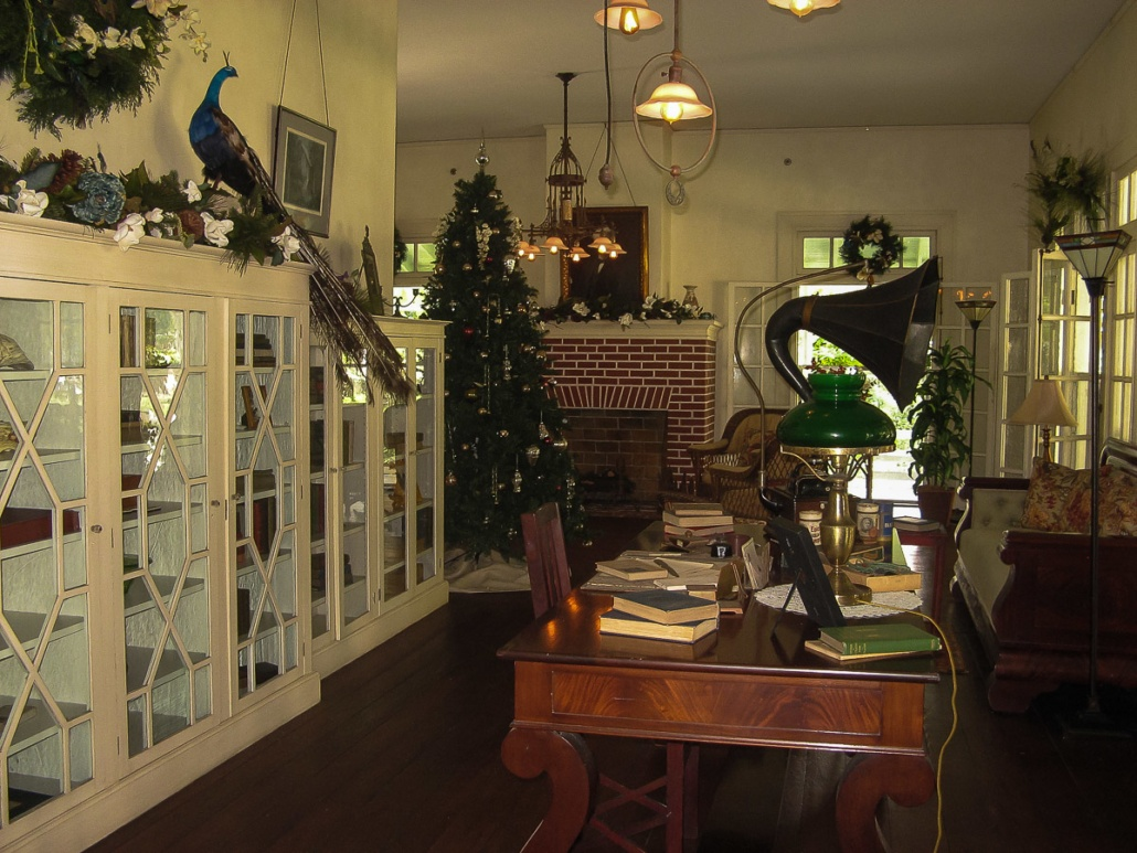 Edison's Wohnzimmer