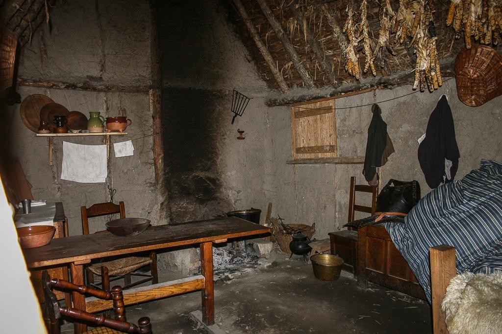 So lebten die Siedler damals