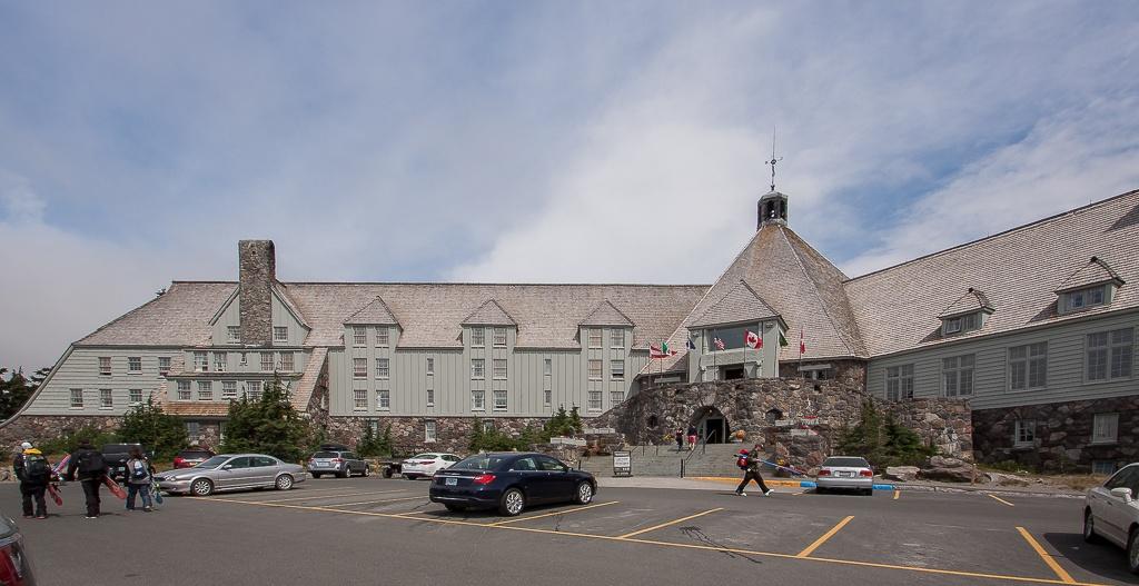 Timberline Lodge aka The Overlook Hotel