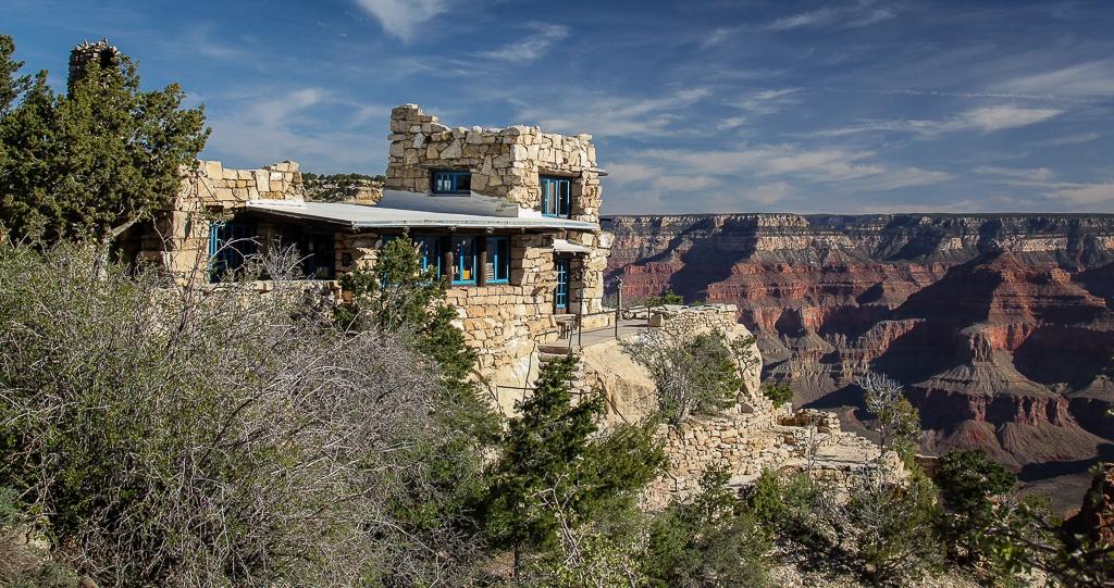 Gift Shop am Grand Canyon South Rim
