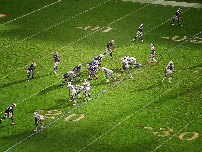 Buffalo Bills @ Miami Dolphins