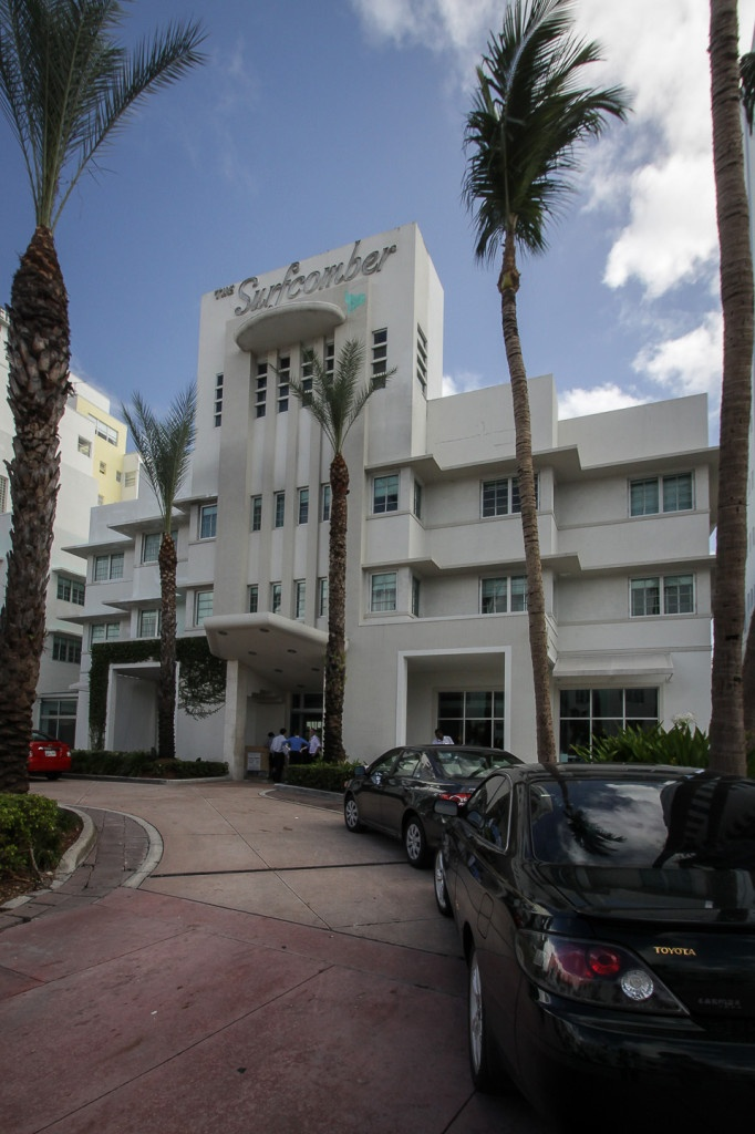 Art Deco Hotel South Beach