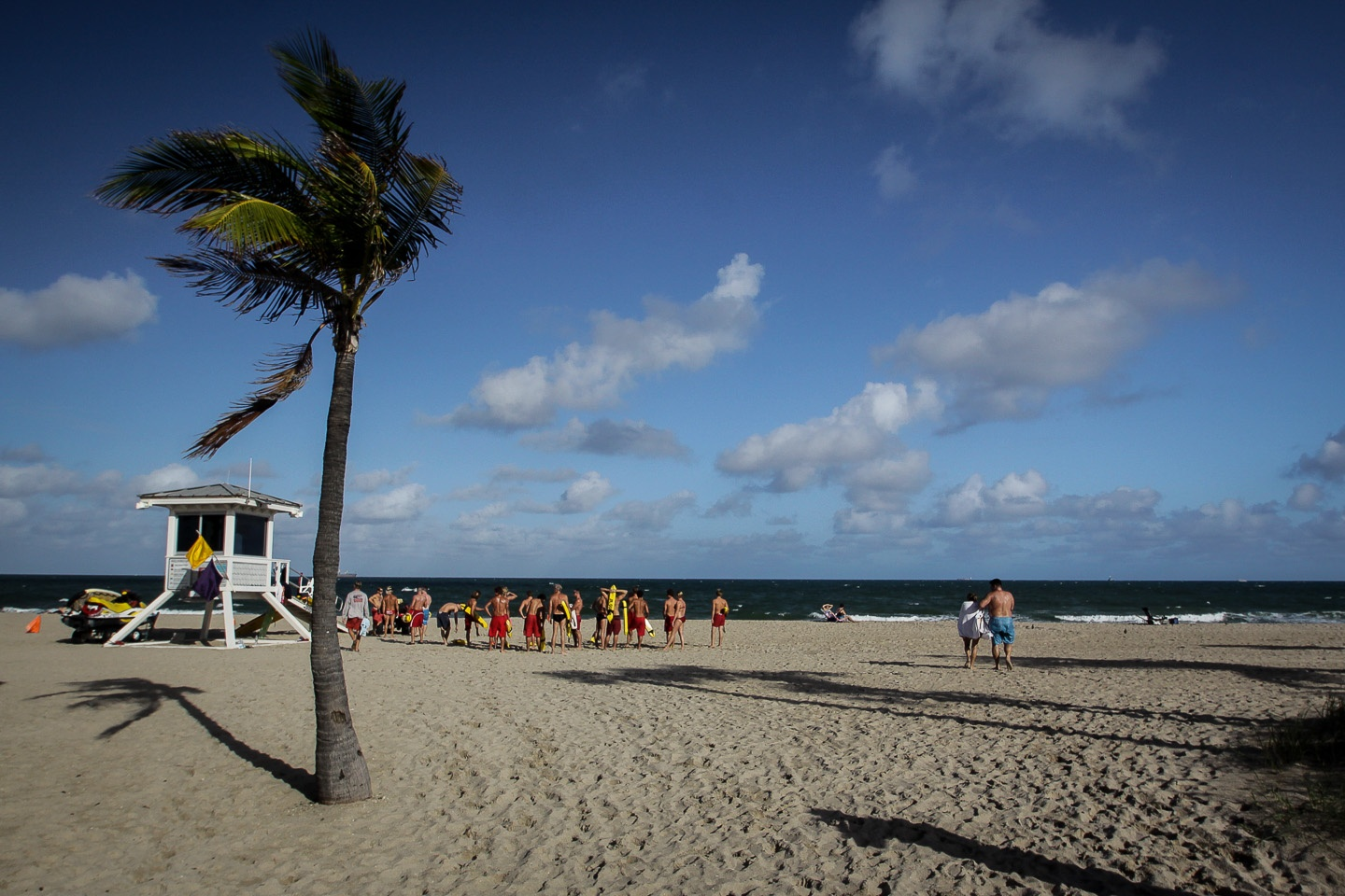 Fort Lauderdale Rescue Swimmers