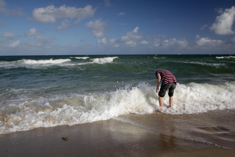 Ups - eine Welle!