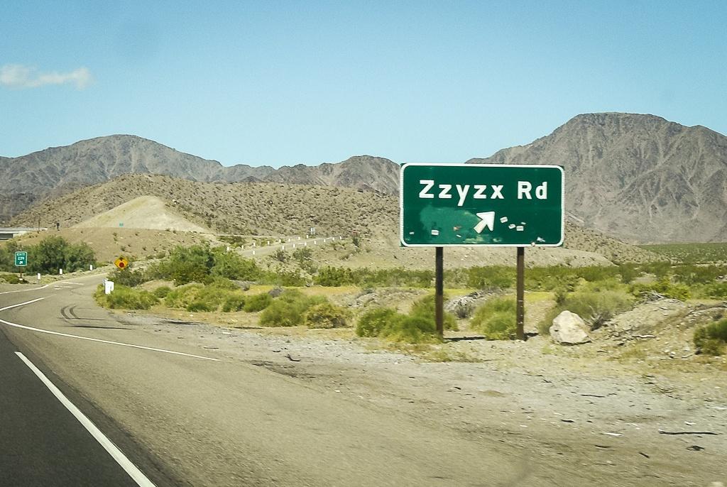 ungewöhnliche Straßennamen