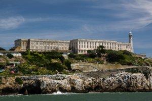 Alcatraz Island - der Zellentrakt