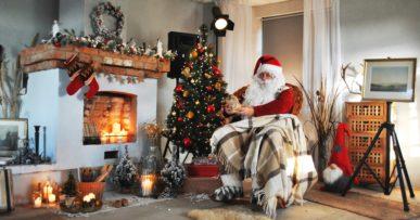amerikanische Weihnachtsbräuche